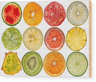 Watermelon Wood Prints