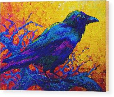Animal Art Wood Prints
