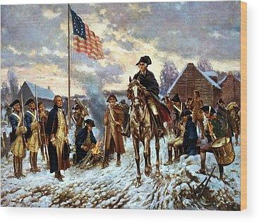 Washington Wood Prints