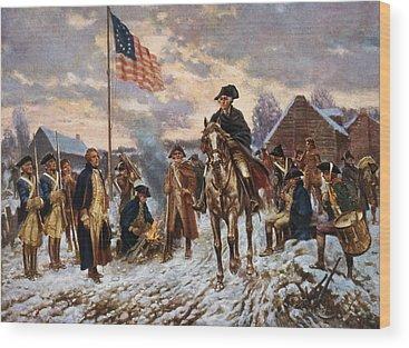 Patriot Wood Prints