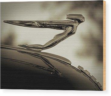 Chrome Wood Prints