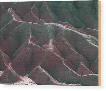 Anza Borrego Wood Prints