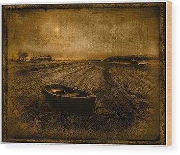 Colwyn Bay Wood Prints