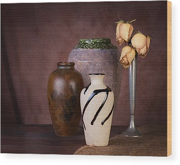 Ceramics Wood Prints