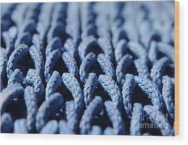 Rope Wood Prints