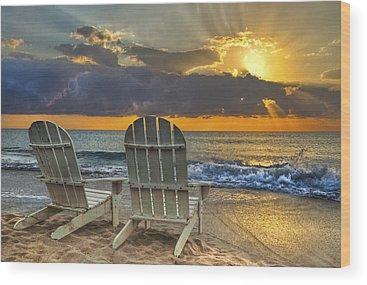 Delray Beach Wood Prints