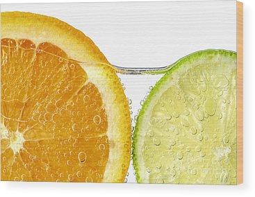 Citrus Wood Prints