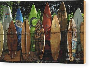 Molokai Wood Prints