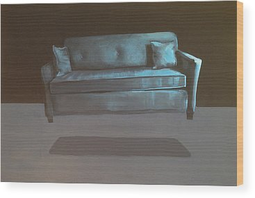 Couch Wood Prints