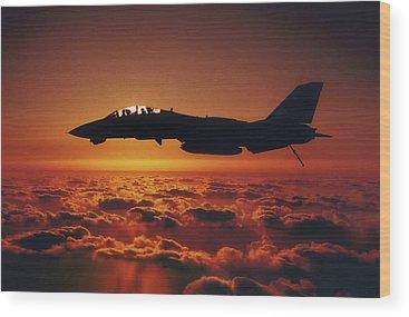 F-101 Wood Prints