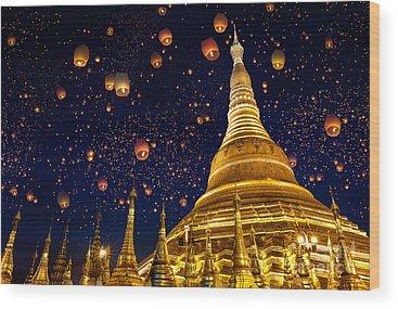 Burma Wood Prints