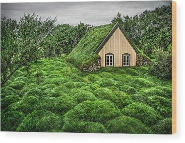 Home Wood Prints