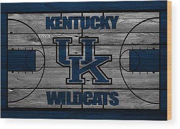 Kentucky Wood Prints