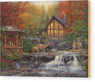 Eastern Wood Prints