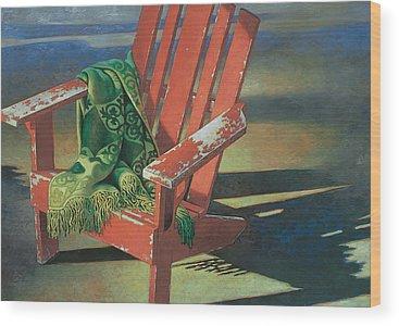 Rustic Furniture Wood Prints