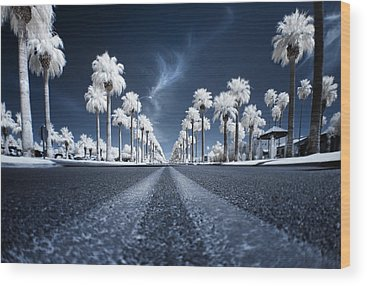 Street Wood Prints