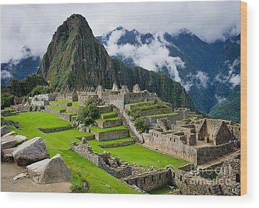 World Culture Wood Prints