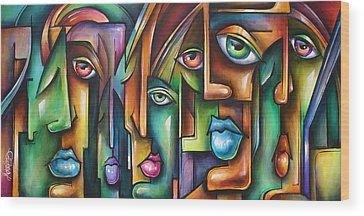 Urban Expressions Wood Prints
