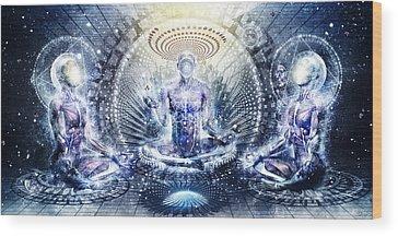 Spiritual Wood Prints