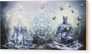 Visions Wood Prints