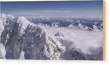 Mt. Denali Wood Prints