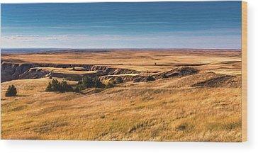 South Dakota Wood Prints