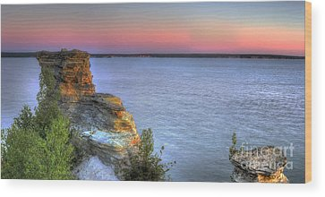 National Lakeshore Wood Prints