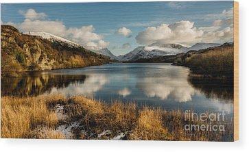 Snowdonia Wood Prints