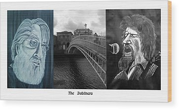 Designs Similar to The Dubliners by Colin O neill