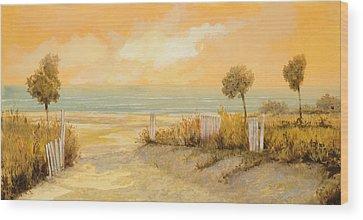 Seaside Wood Prints