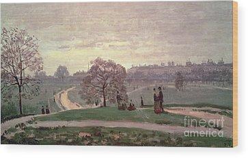 Hyde Park Wood Prints