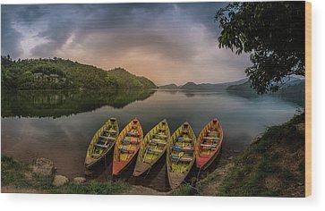 Maritime Wood Prints