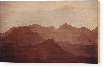Death Valley Wood Prints
