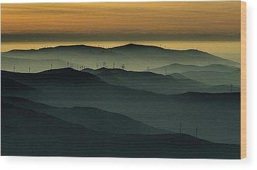 Horizon Wood Prints