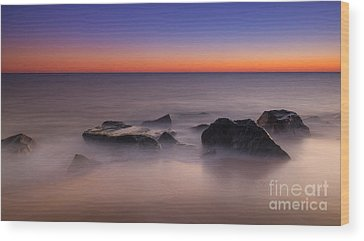 Sandy Hook Wood Prints