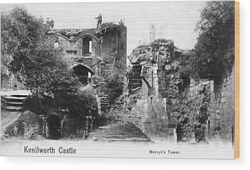 Kenilworth Castle Wood Prints