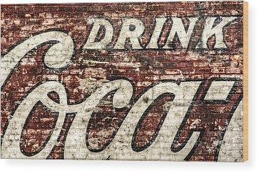 Cola Wood Prints
