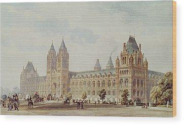 Natural History Museum Wood Prints