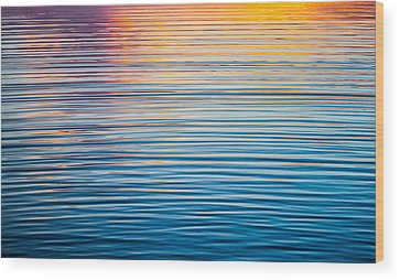 Beautiful Sunrise Photographs Wood Prints