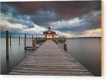 Outer Banks Wood Prints