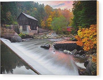Mabry Mill Wood Prints
