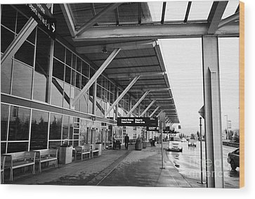 Vancouver International Airport Wood Prints