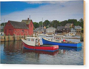 Rockport Wood Prints