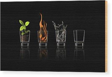 Earth Wood Prints