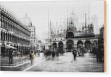 San Marco Wood Prints