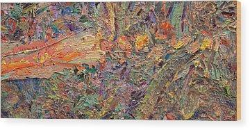 Expressionism Wood Prints