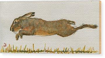 Hare Wood Prints