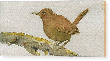 Wren Wood Prints