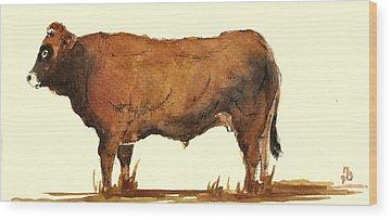 Toro Wood Prints