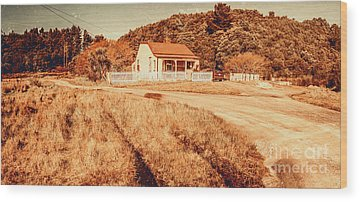 Housing Photographs Wood Prints